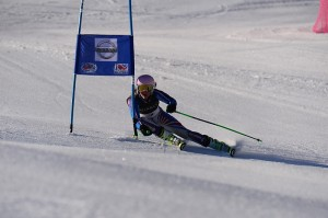 British Championships, U16 GS Meribel 2014